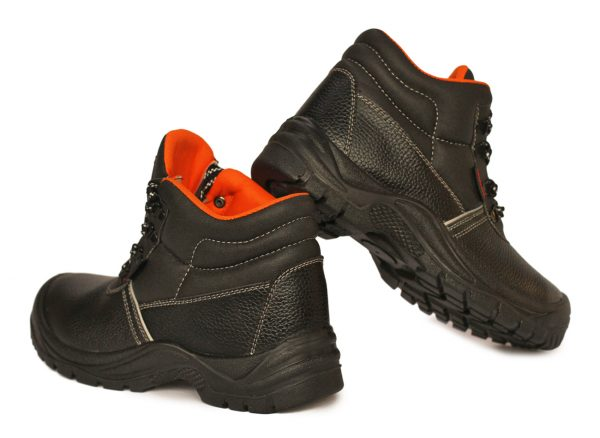 Ботинки для рабочих РЕКС ПУ с МП