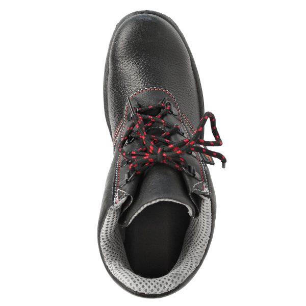 Ботинки кожаные РЕДГРЕЙ с МП