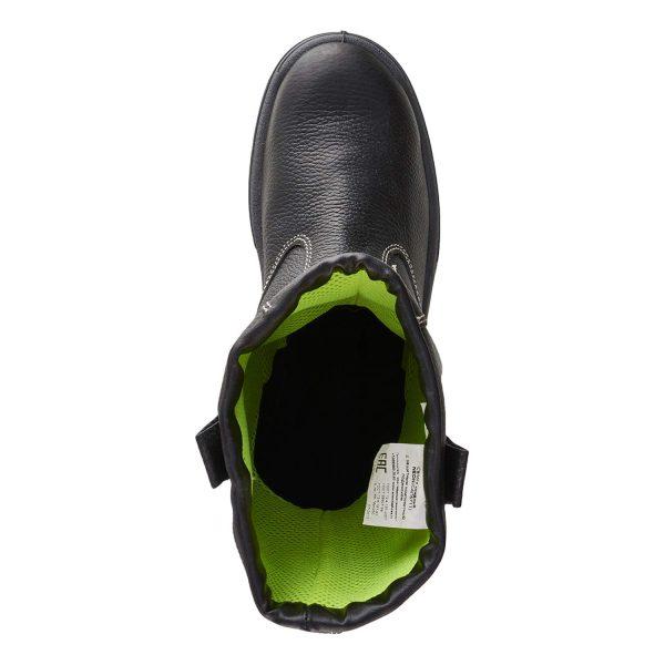 Сапоги кожаные NEON с композитным подноском