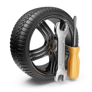 Инструменты для ремонта колес и шин