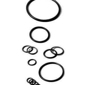 Кольца уплотнительные резиновые ГОСТ 9833-73 (18829-73)