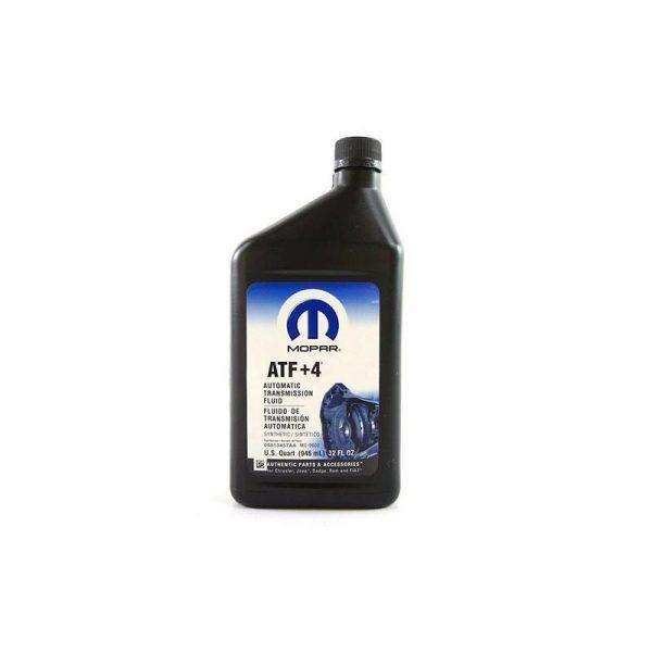 Mopar ATF+4 трансмиссионное масло