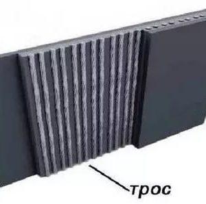 Техпластина для дорожной техники (скребки)