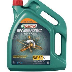 Моторное масло Castrol Magnatec Stop-Start 5W-30 C3, 5L