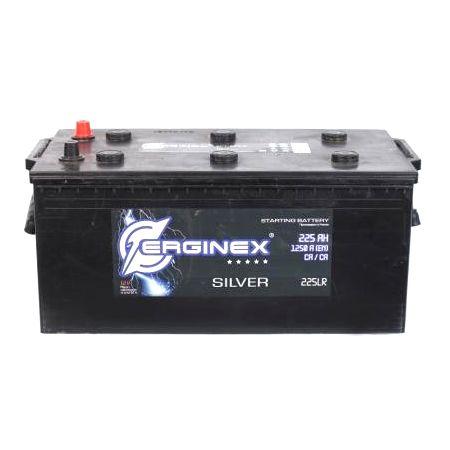 Аккумулятор стартерный 6СТ-225А Erginex прямая полярность
