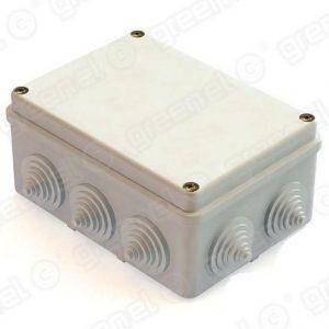 Коробка распределительная наружной установки 150х110х70мм IP55 GREENEL