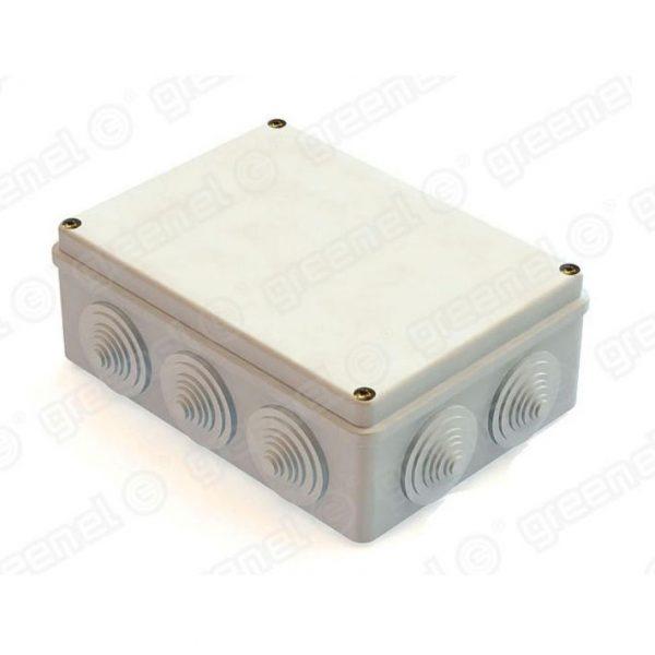 Коробка распределительная наружной установки 190х140х70мм IP55 GREENEL
