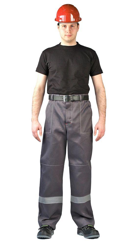 "Костюм ""УДАРНИК"" куртка/брюки темно-серый URSUS"