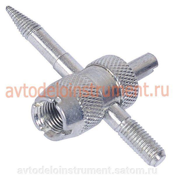 Ключ для ремонта вентиля камер VG8-VG12, с/х техника