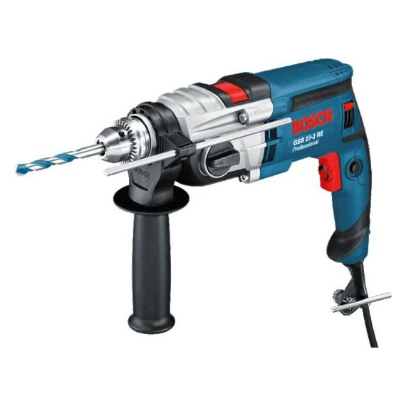 Ударная дрель Bosch GSB 19-2 RE Professional