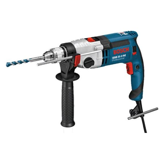 Ударная дрель Bosch GSB 21-2 RE Professional