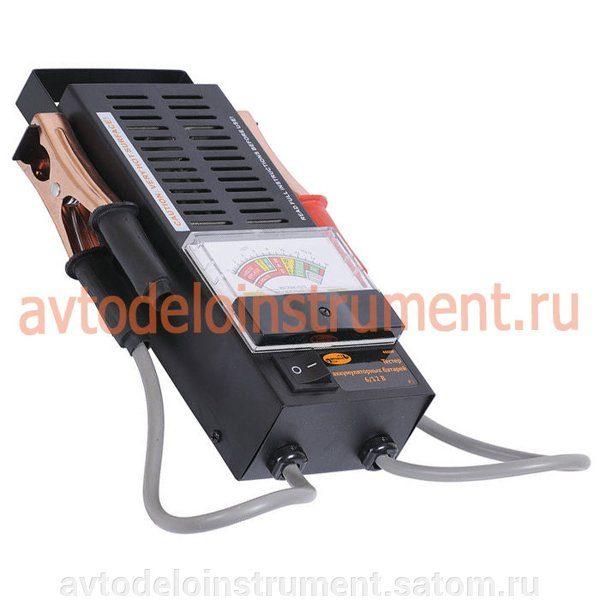 Вилка нагрузочная (тестер АКБ 6/12V,100AH)