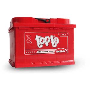 Аккумулятор стартерный Topla
