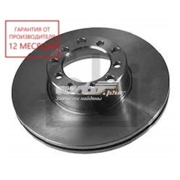 PBD1578Patron тормозной диск
