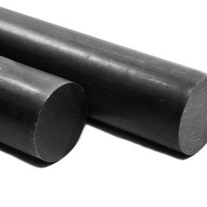 Капролон маслонаполненный стержень Ф 100 мм