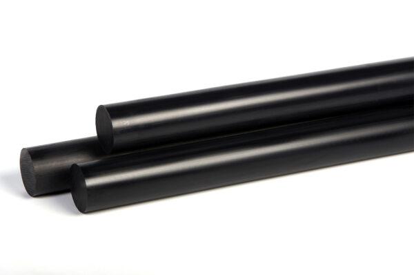 Капролон маслонаполненный стержень Ф 50 мм