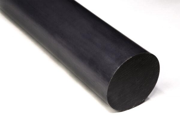 Капролон маслонаполненный стержень Ф 80 мм