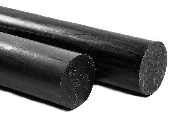 Капролон маслонаполненный стержень Ф 90 мм