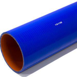 Патрубок силиконовый прямой Ф 110 мм L=1100 мм