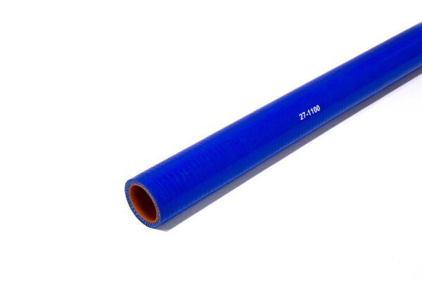 Патрубок силиконовый прямой Ф 27 мм L=1100 мм