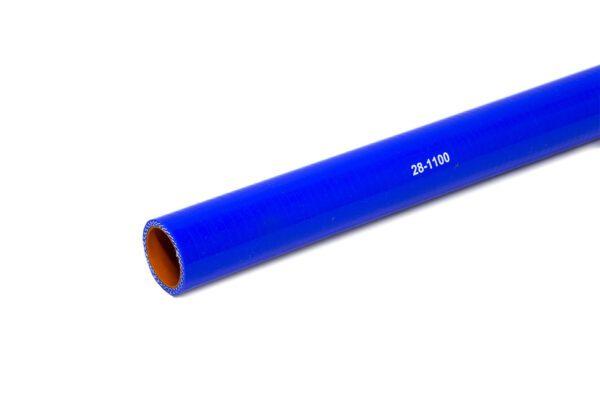 Патрубок силиконовый прямой Ф 28 мм L=1100 мм