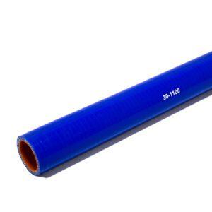 Патрубок силиконовый прямой Ф 30 мм L=1100 мм