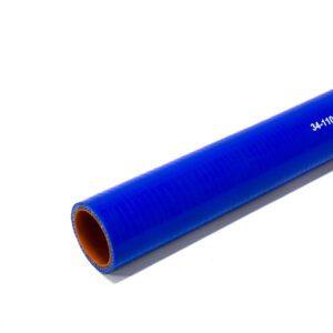 Патрубок силиконовый прямой Ф 34 мм L=1100 мм