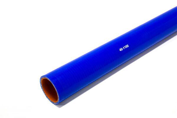Патрубок силиконовый прямой Ф 40 мм L=1100 мм