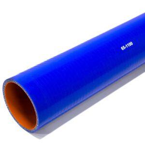 Патрубок силиконовый прямой Ф 65 мм L=1100 мм