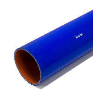 Патрубок силиконовый прямой Ф 85 мм L=1100 мм