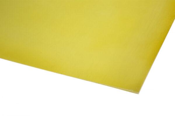 Стеклотекстолит СТЭФ 0,5 мм (~980х980 мм) сорт 1 ГОСТ 12652-74