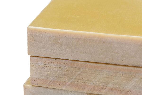Стеклотекстолит СТЭФ 15 мм (~1020х1030 мм) сорт 1 ГОСТ 12652-74