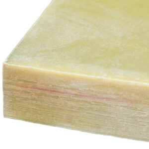 Стеклотекстолит СТЭФ 25 мм (~980х980 мм) сорт 1 ГОСТ 12652-74