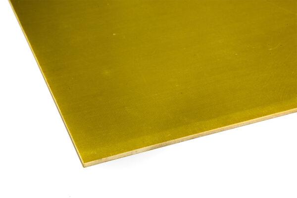 Стеклотекстолит СТЭФ 4 мм (~1020х2020 мм) сорт 1 ГОСТ 12652-74