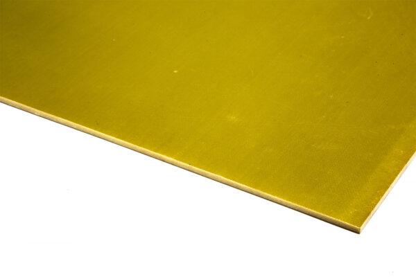 Стеклотекстолит СТЭФ 4 мм (~980х980 мм) сорт 1 ГОСТ 12652-74
