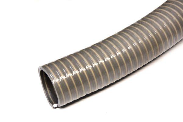 Шланг ассенизаторский морозостойкий ПВХ 38 мм (30 м) серый 100SM