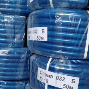 Шланг маслобензостойкий ПВХ Ф 18,0 мм