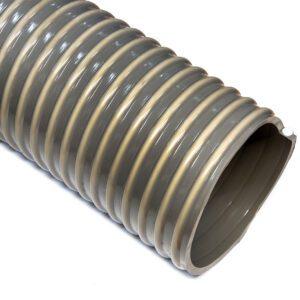напорно-всасывающий шланг ПВХ, армированный спиралью ПВХ