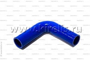 Патрубок силиконовый1
