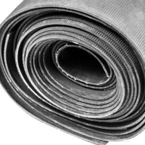 Техпластина с тканевыми прокладками ТМКЩ-C-1х3 мм 2Н (шир.~1200 мм) ГОСТ 7338-90