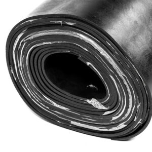 Толщина: 3 мм (±0.7 мм) Марка: ТМКЩ – тепломорозокислотощёлочестойкая Класс: 2 – рабочее давление до 0.1 МПа Степень твёрдости: 65 единиц Шора А (±5 единиц) Вид: Н – неформовая пластина, изготовленная на вулканизаторах непрерывного действия Тип: I - резиновая пластина Изготовитель: Китай Продукция не подлежит обязательной сертификации Вес 1 кв.м.: ~5.3 кг