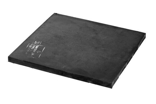Техпластина 30 мм ТМКЩ-C 2Ф (520х520 мм, ~13.6 кг) ГОСТ 7338-90-1