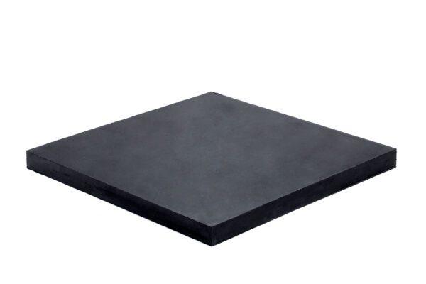 Техпластина 40 мм МБС-С 2Ф (520х520 мм, ~17.7 кг) ГОСТ 7338-90
