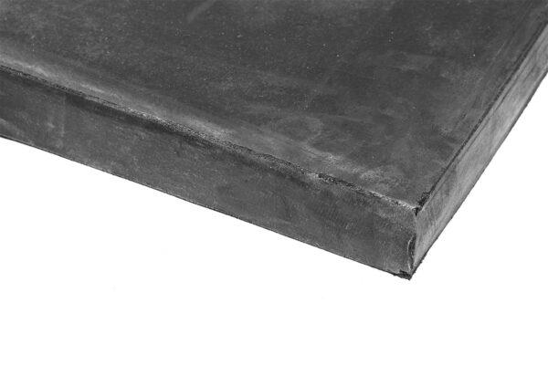 Техпластина 40 мм МБС-С 2Ф (720х720 мм, ~31.3 кг) ГОСТ 7338-90