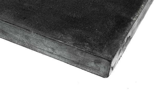 Техпластина 40 мм ТМКЩ-C 2Ф (520х520 мм, ~18 кг) ГОСТ 7338-90