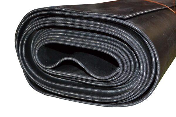 Техпластина с тканевыми прокладками ТМКЩ-C-1х4 мм 2Н (шир.~1200 мм) ГОСТ 7338-90