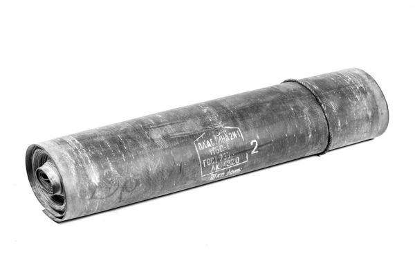 Техпластина 2 мм МБС-С 2Н (шир.~ 800 мм) ГОСТ 7338-90