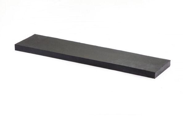 Техпластина для дорожной техники 1000х250х40 мм